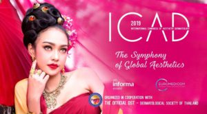 International Congress of Aesthetic Dermatology 2019 @ Bangkok Convention Centre at Central World